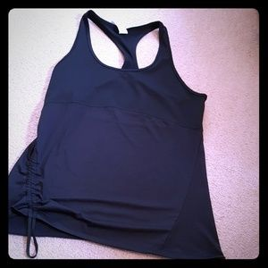 FABLETICS Cashel Curved Cinch Tank Top NEW